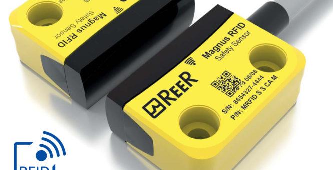 Magnus RFID: nuova generazione di sensori di sicurezza