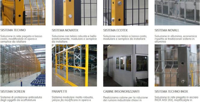 Protec: soluzioni perimetrali di sicurezza