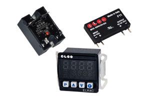 Relè allo stato solido, controllori modulari, termoregolatori