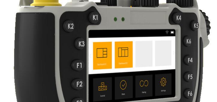 Usare la Tecnologia per la Sicurezza sul Lavoro: X5 Wireless Handheld HMI