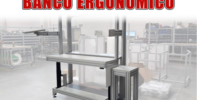 BANCO ERGONOMICO